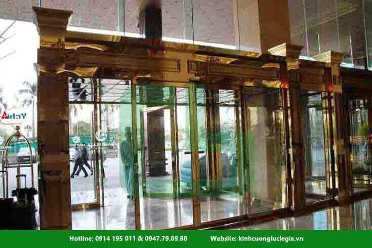 Dịch vụ sửa chữa cửa kính tự động tại Hà Nội