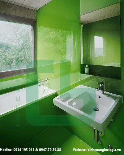 100 mẫu phòng tắm kính cường lực đẹp ngất ngây