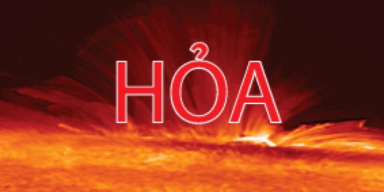 Kính màu ốp bếp cho người mệnh Hỏa