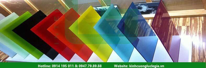 Sơn kính bằng sơn gì đẹp, đảm bảo chất lượng nhất