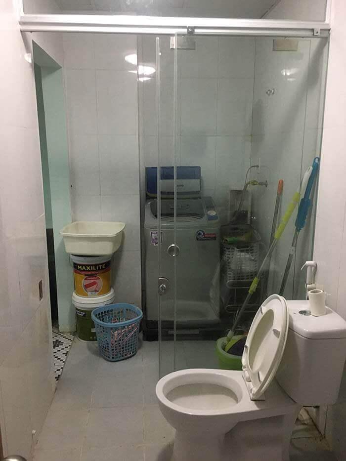 buồng tắm kính