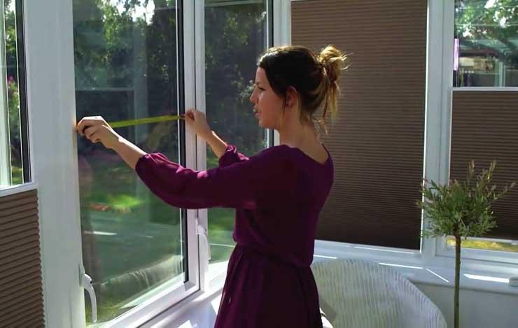 cách đo cửa kính cường lực