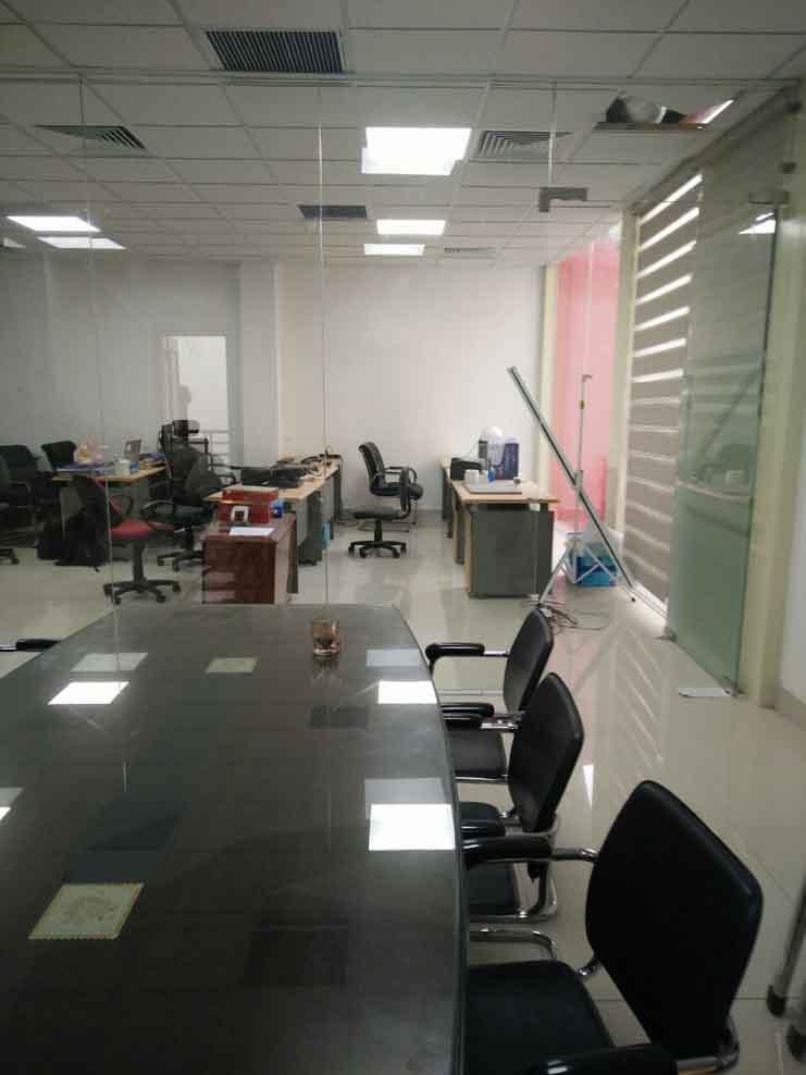 Cửa kính cường lực tại quận Thanh Xuân