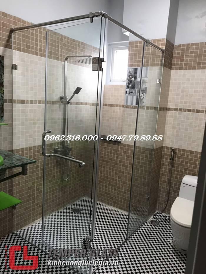 Phòng tắm kính Quận Gò Vấp
