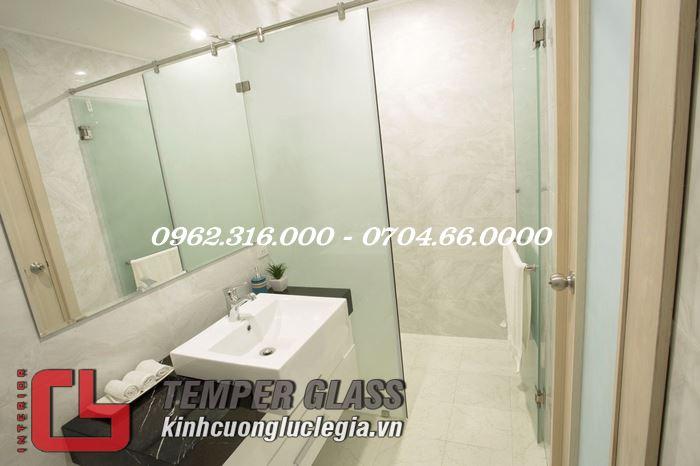 Thiết kế phòng tắm đẹp Lê Gia