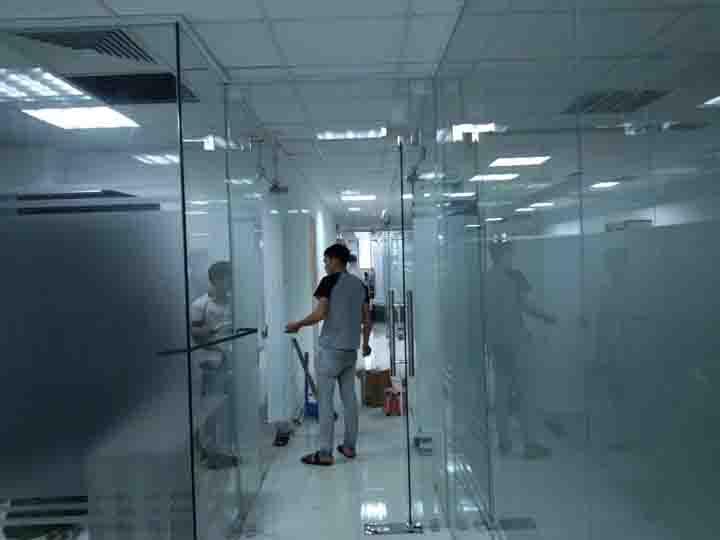 cửa kính cường lực tại Bắc Ninh