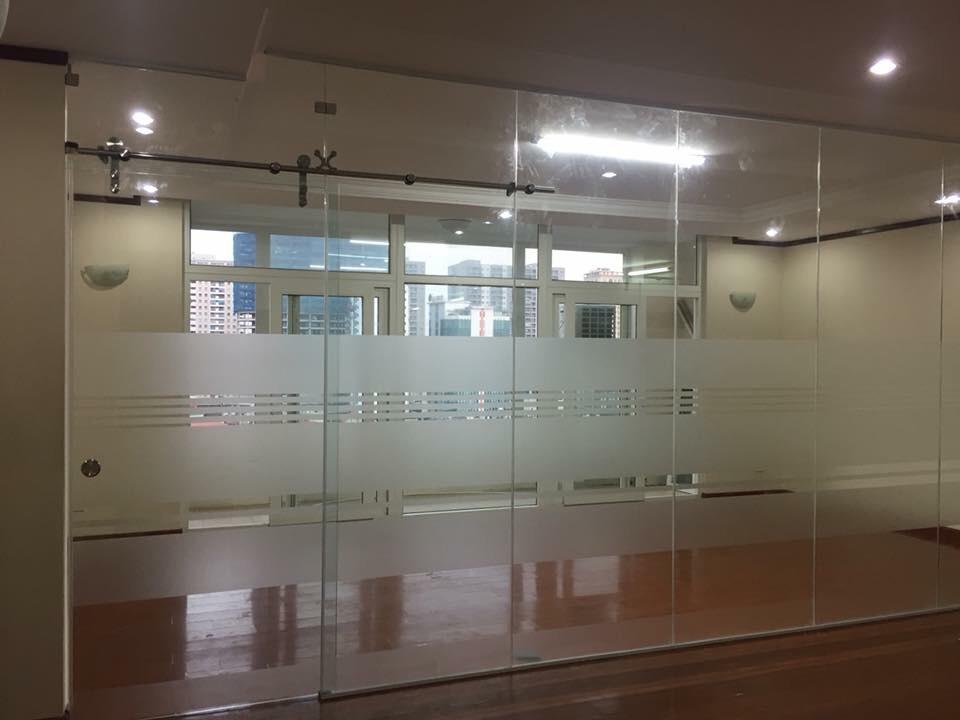 cửa kính cường lực tại Thanh Hóa